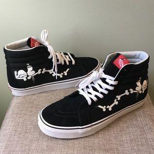 Vans Peanuts x SK8-Hi 'Snoopy Bones'